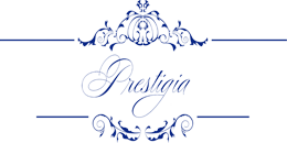 loga prestigia identity