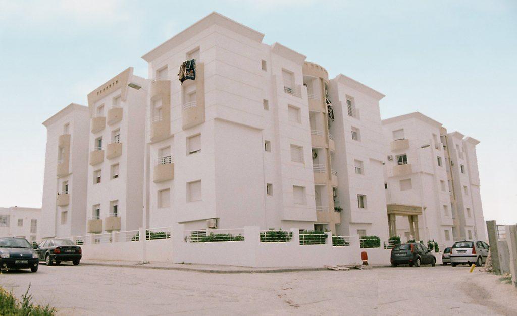 residence eden palm monastir tunisie